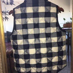 JCrew Down Puff Vest